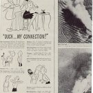 1944 SANKA COFFEE with WAR CONSCIENCE CARTOON  MAGAZINE AD (69)