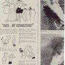 1944 SANKA COFFEE with WAR CONSCIENCE CARTOON  MAGAZINE AD (69)