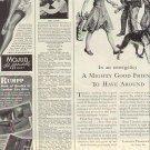 1944 LISTERINE ANTISEPTIC  MAGAZINE AD  (74)