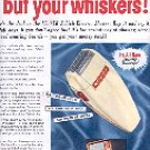 1949 SCHICK ELECTRIC SHAVER MAGAZINE AD  (112)