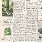 1952 QUAKER STATE MOTOR OIL AND RICHMOND VIRGINIA WAR MEMORIAL MAGAZINE AD (152)