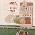 1971 PHILLIP MORRIS MULTIFILTER CIGARETTES  MAGAZINE AD (35)