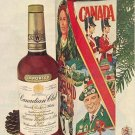 1972 CANADIAN CLUB WHISKEY  MAGAZINE AD (19)