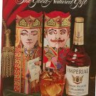 1972 IMPERIAL HIRAM WALKER WHISKEY  MAGAZINE AD  (20)