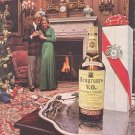 1972 SEAGRAMs V.O. CANADIAN WHISKEY MAGAZINE AD (40)