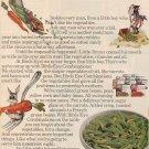 1972 GENERAL FOODS BIRDS EYE MAGAZINE AD  (32)