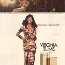1972 VIRGINIA SLIMS CIGARETTE MAGAZINE AD  (5)