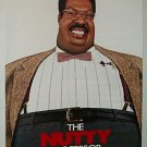 THE NUTTY PROFESSOR with EDDIE MURPHEY & JAMES COLBURN ONE SHEET MOVIE VIDEO POSTER # 104 MINT