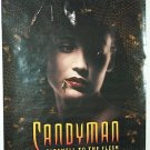 CANDYMAN FAREWELL TO THE FLESH w/TONY TODD & KELLY ROWAN 1995 ONE SHEET MOVIE VIDEO POSTER # 91