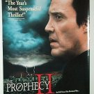 THE PROPHECY II  with CHRISTOPHER WALKEN & JENNIFER BEALS ONE SHEET MOVIE VIDEO POSTER # 96 NMINT