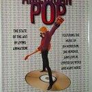 AMERICAN POP W/ HENDRIX JOPLIN JIM MORRISON SKYNYRD 1997 ONE SHEET MOVIE VIDEO POSTER # 98 NMINT