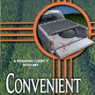 CONVENIENT DISPOSAL  A POSADAS COUNTY MYSTERY by STEVEN F. HAVILL  2007 PAPERBACK BOOK NEAR MINT