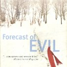 FORECAST OF EVIL  A JENKINS & BURNS MYSTERY by LAURA BRADFORD  2007 PAPERBACK BOOK NEAR MINT
