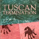 TUSCAN TERMINATION A TUSCANY MYSTERY by MARGARET MOORE  2007 PAPERBACK BOOK NEAR MINT