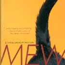 MEW IS FOR MURDER  A THEDA KRAKOW MYSTERY by CLEA SIMON 2007 PAPERBACK BOOK NEAR MINT