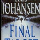 FINAL TARGET by IRIS JOHANSEN 2002 PAPERBACK BOOK NEAR MINT