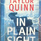 IN PLAIN SIGHT by TARA TAYLOR QUINN 2006 PAPERBACK BOOK NEAR MINT