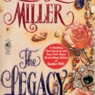 THE LEGACY by LINDA LAEL MILLER 1994 PAPERBACK BOOK GOOD TO VGOOD CONDITION