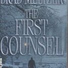 THE FIRST COUNSEL by BRAD MELTZER  2001 PAPERBACK BOOK
