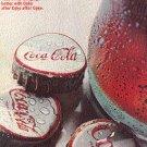 1966 COKE COCA-COLA  AD  COKE AFTER COKE AFTER COKE  MAGAZINE AD  (3)
