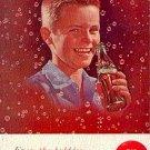 1956 COKE COCA-COLA  AD  MAGAZINE AD (40)