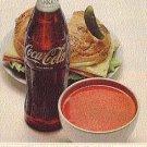 1965 COKE COCA-COLA  AD  MAGAZINE AD  (56)