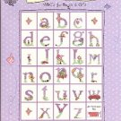 CAMP GRANDMA  ABC'S FOR BOYS & GIRLS DESIGNS BY GLORIA & PAT BOOKLET 2005 CRAFT BOOK NOS NEW