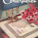 CLARK'S PRISCILLA CENTERPIECES CROCHET BOOKLET 1ST EDITION APRIL 1951 CRAFT BOOK VERY GOOD CONDITION