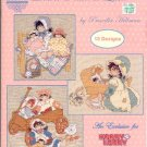 DOWN PETTICOAT LANE CROSS STITCH DESIGNS BY GLORIA & PAT BOOKLET CRAFT BOOK  NEW