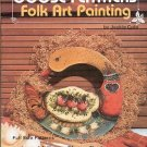 GOOSE FEATHERS FOLK ART PAINTING 14 FULL SIZE GOOSE PATTERNS BOOKLET by JACKIE COLE CRAFT BOOK