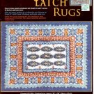 GRAPH N' LATCH RUGS ORIENTAL  #37508 MCG TEXTILES CRAFT BOOK  NEW