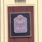 HOW DOES YOUR GARDEN GROW CROSS STITCH LEAFLET by M DESIGNS CRAFT BOOK  NEW