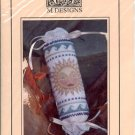 SUN NEEDLE ROLL CROSS STITCH LEAFLET by M DESIGNS CRAFT BOOK  NEW
