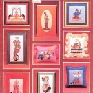 MORE CLOWNS ON PARADE COUNTED CROSS STITCH & NEEDLEPOINT BY COTTONWOOD STUDIOS CRAFT BOOK