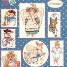 PRISCILLA'S BABYLAND 2003 GLORIA & PAT CROSS STITCH BOOKLET by PRISCILLA HILLMAN CRAFT BOOK  NEW