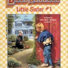 KAREN'S WITCH by ANN M. MARTIN BABY-SITTERS CLUB LITTLE SISTER # 1 PAPERBACK BOOK VERY GOOD