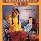 MARY ANNE SAVES THE DAY by ANN M. MARTIN BABY SITTERS CLUB # 4 PAPERBACK BOOK 1987 NEAR MINT