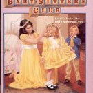 KRISTY'S BIG DAY by ANN MARTIN BABY-SITTERS CLUB # 6 PAPERBACK BOOK 1988 VERY GOOD