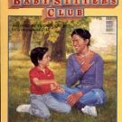 JESSI'S SECRET LANGUAGE by ANN MARTIN THE BABY-SITTERS CLUB # 16 PAPERBACK BOOK 1988 GOOD CONDITION