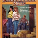 DAWN'S WICKED STEPSISTER by ANN MARTIN THE BABY-SITTERS CLUB # 31 PAPERBACK BOOK 1990 VERY GOOD