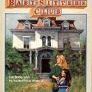 STACEY & THE MYSTERY OF STONEYBROOK ANN MARTIN BABY-SITTERS CLUB #35 PAPERBACK BOOK 1990 NEAR MINT