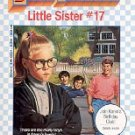 KAREN'S BROTHERS by ANN M. MARTIN BABY-SITTERS LITTLE SISTER # 17 PAPERBACK BOOK 1991 VERY GOOD