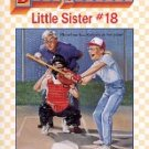 KAREN'S HOME RUN by ANN M. MARTIN BABY-SITTERS LITTLE SISTER # 18 PAPERBACK BOOK 1991 NEAR MINT