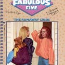 THE RUNAWAY CRISIS by BETSY HAYNES THE FABULOUS FIVE # 8 PAPERBACK BOOK 1989 NEAR MINT