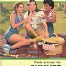 THE GIRLS OF CANBY HALL # 5 SUMMER BLUES by EMILY CHASE 1984 PAPERBACK BOOK NEAR MINT