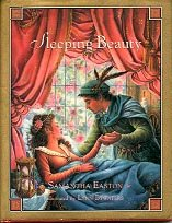 SLEEPING BEAUTY by SAMANTHA EASTON & ILLUST by LYNN BYWATERS 1992 CHILDREN'S HARDBACK BOOK VERY GOOD