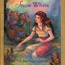 SNOW WHITE by THE BROTHERS GRIMM & ILLUST by ERIN AUGENSTINE 1991 CHILDREN'S HARDBACK BOOK NEAR MINT