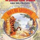 WALT DISNEY'S WINNIE THE POOH & HIS FRIENDS ROO'S BIG ADVENTURE CHILDREN'S HARDBOARD BOOK NEAR MINT