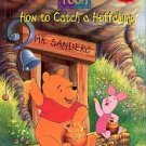 DISNEY'S POOH HOW TO CATCH A HEFFALUMP 1ST EDITION 1998 CHILDREN'S HARDBACK BOOK NEAR MINT