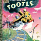 TOOTLE A LITTLE GOLDEN BOOK 1999 CHILDREN'S HARDBACK BOOK VERY GOOD CONDITION